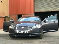 Jaguar, XF, Saloon, 2008, Other, 2720 (cc), 4 doors