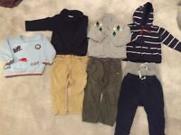 Baby clothes, 12-18 months, very good condition, over 20 items