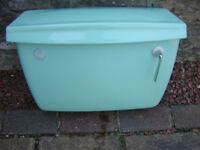 Royal Venton green toilet Cistern New Coronet 237