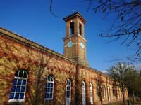 Flexible affordable workspace/office in beautiful location near the river 1169 sq ft
