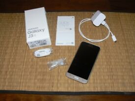 Samsung Galaxy J3 Mobile Phone- Gold