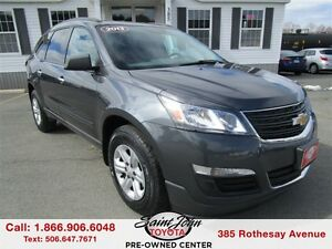 2013 Chevrolet Traverse LS $178.90 BI WEEKLY!!!