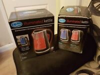 2 new kettles