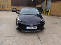 Toyota Prius VVT-I Active 5dr (black) 2017