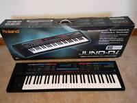 Roland juno di synthesizer keyboard excellent condition