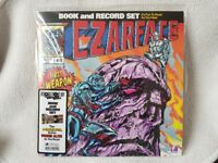 Czarface - First Weapon Drawn vinyl hip hop / Sold out / Wu Tang Clan