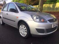 2007 Ford Fiesta Style Climate 1.4, £30.00 TAX A Year, 12 Months MOT, Excellent Drive