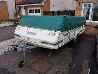 Pennine pathfinder 600tc folding trailer tent for sale £3000 ono