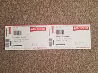 2 x tickets to Legally Blonde, Sunderland Empire - 21st of April 2018