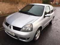 RENAULT CLIO 1.2 CAMPAS I MUSIC 57 PLATE 56,000 MILES FULL HISTORY