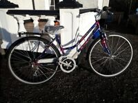 Ladies bike for sale brand new. 15 Speed, 28 inch wheels. £95. Tel - 07752442210
