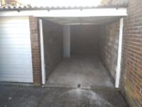 Single garage to let Frenchay