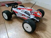 Losi Mini 8ight T Truggy. AVC. Boxed. Brushless Rc Car Truggy