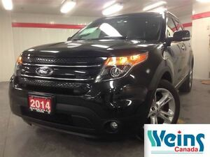 2014 Ford Explorer Limited*One Owner*Accident Free*