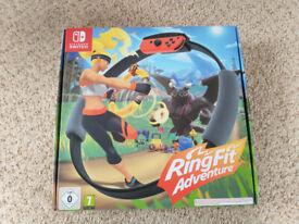 Nintendo Switch Ring Fit Ringfit Adventure