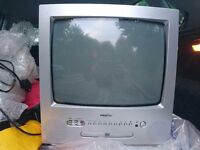 TV with inbuilt DVD player
