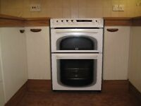 Electric cooker/oven.
