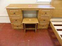 New dressing table with stool