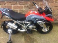 BMW batter bike