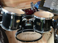 Stagg Drums - bass drum, floor and two mounted toms