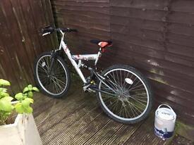 26 inch wheel bike
