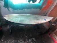 "6""6 surfboard"