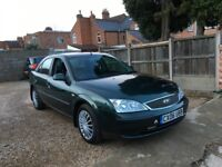 Ford Mondeo 2.0 TDCi SIV LX 5dr, DRIVES VERY WELL, SERVICE HISTORY, NEW FRONT PADS WITH TYRES