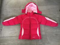Girl's Winter ski jacket/coat.