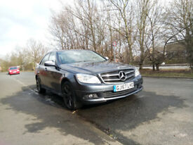 Mercedes C180 Kompressor in great condition and low mileage
