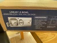 Leisure Stainless Steel sink& bowl