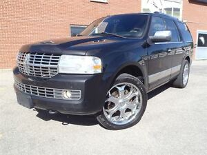 2010 Lincoln Navigator AWD, Cuir, DVD, 7 Pass, 22 Mags