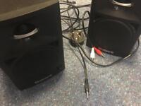 Numark N-Wave 360 Speakers