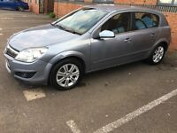 VAUXHALL ASTRA 1.8 AUTOMATIC 5DR HATCHBACK