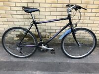Vintage Raleigh Mountain bike - good quality - made in England - 3x7 speed -