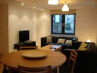 Modern Central Royal Mile Two Double Bedroom Flat