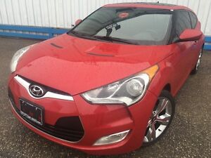 2013 Hyundai Veloster *NAVIGATION-LEATHER-SUNROOF*