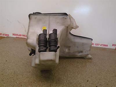 BMW X5 D SPORT E53 FACELIFT WINDSCREEN WASHER BOTTLE RESERVIOR AND WASHER PUMPS