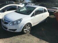 Vauxhall Corsa Petrol and Diesel For Breaking and Parts Cheap To Clear