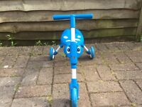 Child's Scuttlebug Trike Very Good Condition