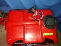 1.78kw petrol 4 stroke portable generator. Hardly used, in excellent condition.