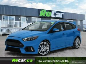 2016 Ford Focus RS AWD | 350HP | HEATED LEATHER | NAV