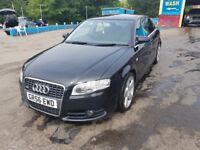 Audi a4 2.0tdi S-line QUATTRO 170bhp FSH Bmw Audi Seat Vw 4x4 Recovery off road quad