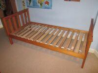 Mothercare Jamestown Single Bed – Pine