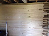 """solid pine timber boards 27mm/1"""" thick, 21.5cm/8 1/2"""" wide, between 2/2.2 metres"""