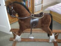 MJ Mark Mars IV Rocking Horse in excellent condition