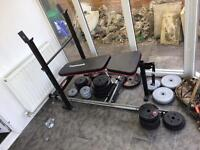 Maximuscle Work out bench