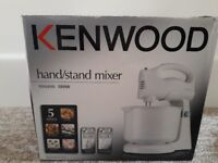 Brand new Kenwood HM400 Hand/Stand Mixer - still in it's original box!