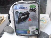 MOTOR BIKE COVER BRAND NEW IN PACK SIZE MEDIUM OXFORD AQUATEX CAN DELIVER LOCALLY