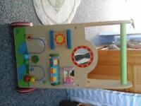 Baby Activity Toy and Walker