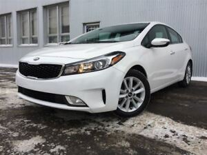 2017 Kia Forte EX, HEATED SEATS, BACKUP CAM, BLUETOOTH.